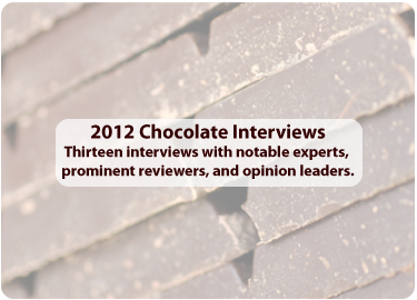 Chocolate Interviews